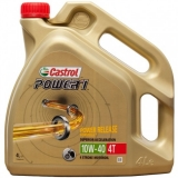 Castrol Power 1 4T 10W40, 4L kanystr