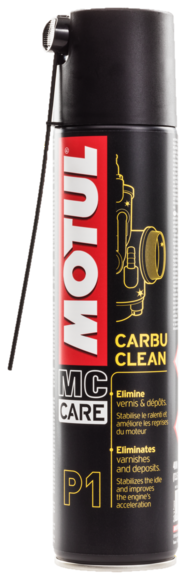 Čistič karburátoru MOTUL P1 Carbu Clean 400 ml
