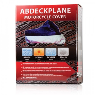 "Plachta na moto ""Supercover S"" (198x90x106)"