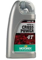 Motorex Cross Power 4T 10W/50 1l