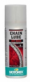 Mazivo na řetězy Motorex Chain Lube 622 Off Road, 56 ml