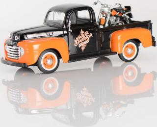 Model HD PICKUP+ 1958 DUO GLIDE 1:24