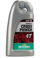 Motorex Cross Power 4T 10W/60 1l