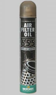 Motorex AIR FILTER OIL SPRAY 655, 750ml