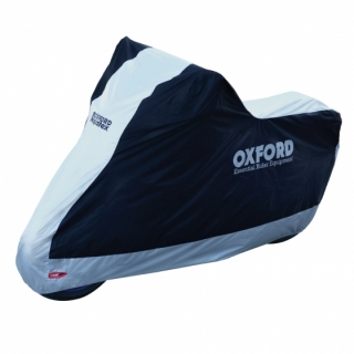 Plachta na moto Oxford Aquatex 2016, v.XL (277 x 103 x 141 cm)