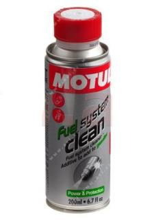 MOTUL FUEL SYSTEM CLEAN MOTO, 200ml