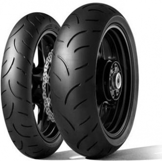 DUNLOP 180/55ZR17 73W Qualifier II