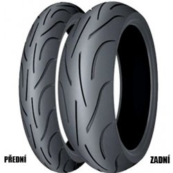 MICHELIN 180/55ZR17 73W Pilot Power 2CT R