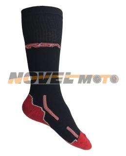Funkční ponožky na motorku RSA Long empty f3bb34e1b2