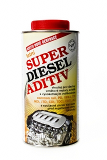 VIF Super Diesel Aditiv Letní 500 ml, aditivum do nafty