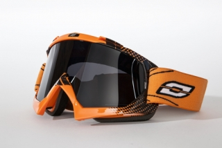 Motokrosové brýle Ozone MUD Orange/Black