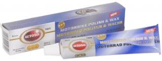 Autosol Motorcycle Polish and Wax 50 gr., leštěnka a vosk